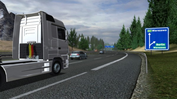 Screenshot 11 of Euro Truck Simulator