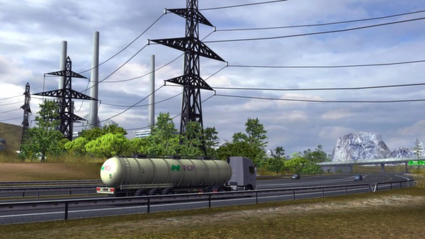 Screenshot 12 of Euro Truck Simulator