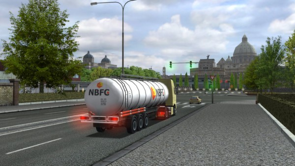 Screenshot 14 of Euro Truck Simulator