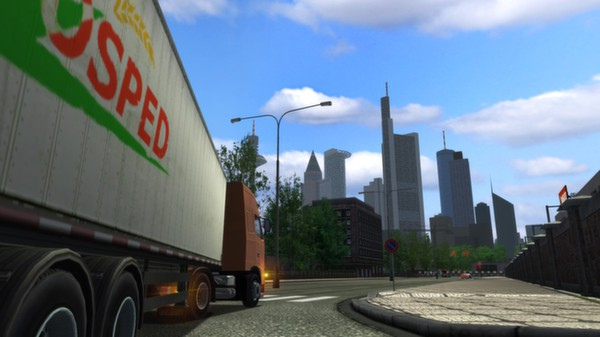 Screenshot 4 of Euro Truck Simulator