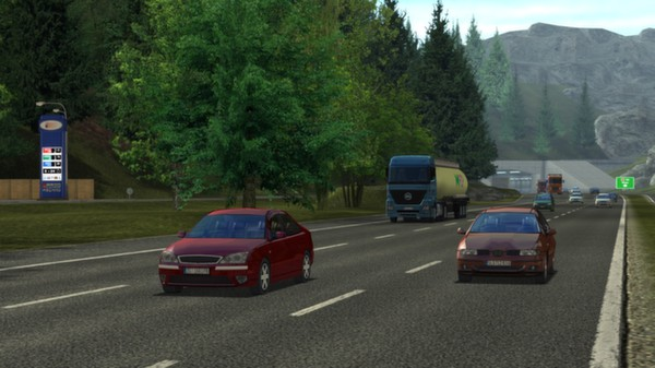 Screenshot 5 of Euro Truck Simulator
