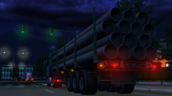 Screenshot 6 of Euro Truck Simulator