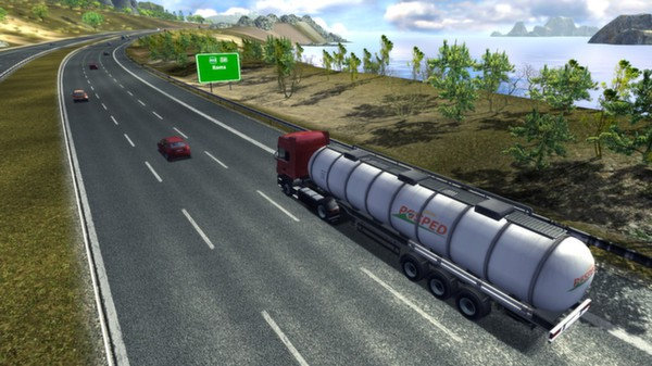 Screenshot 7 of Euro Truck Simulator