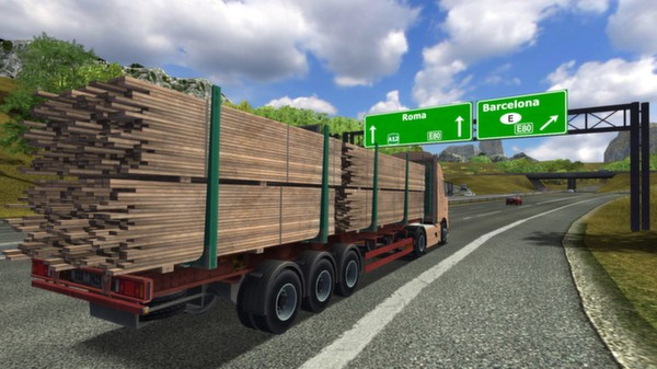 Screenshot 8 of Euro Truck Simulator