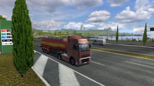 Screenshot 10 of Euro Truck Simulator