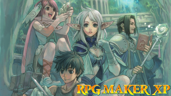 Screenshot 1 of RPG Maker XP