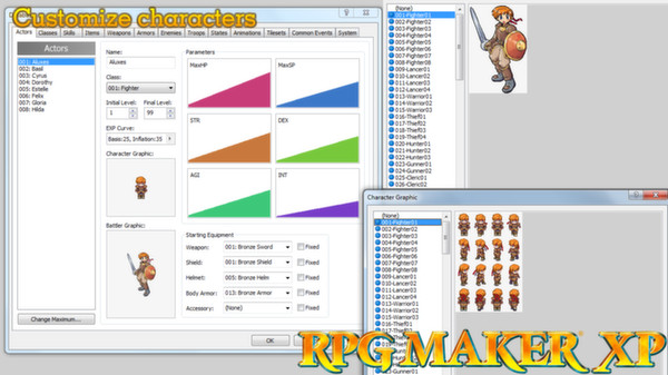Screenshot 2 of RPG Maker XP