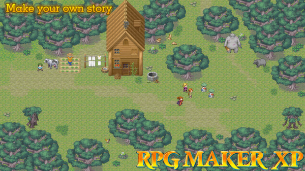 Screenshot 4 of RPG Maker XP