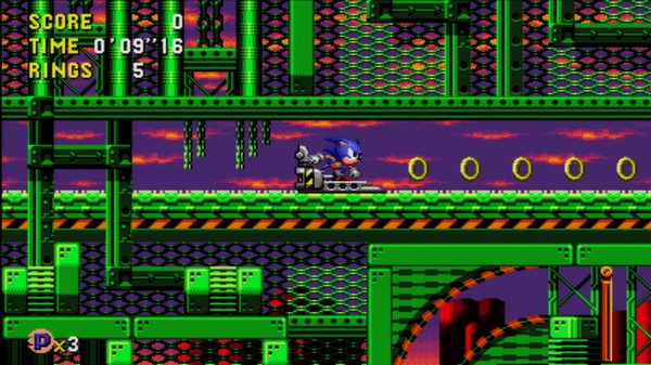 Screenshot 1 of Sonic CD