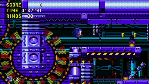Screenshot 2 of Sonic CD