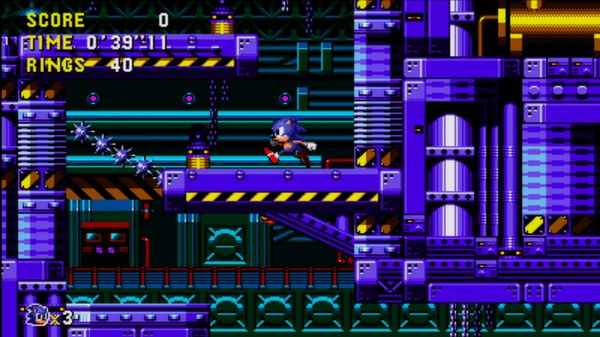 Screenshot 3 of Sonic CD