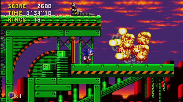 Screenshot 4 of Sonic CD