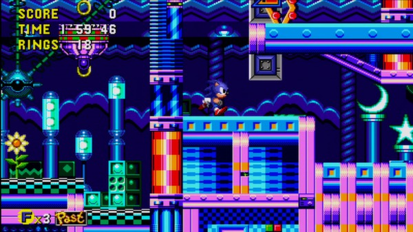 Screenshot 5 of Sonic CD