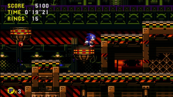 Screenshot 6 of Sonic CD
