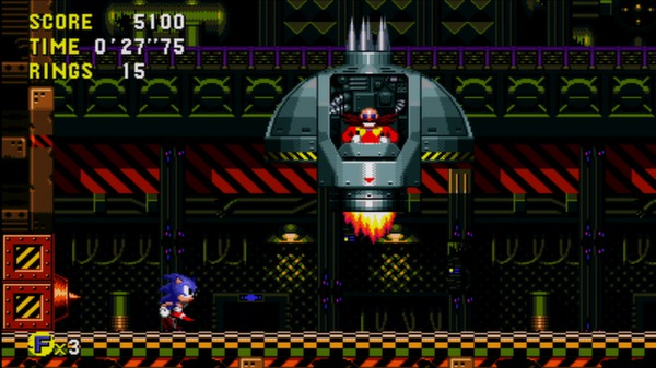 Screenshot 7 of Sonic CD