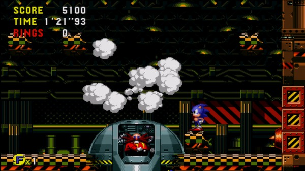 Screenshot 8 of Sonic CD