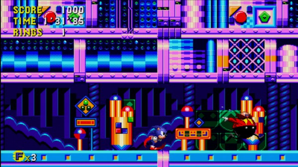 Screenshot 9 of Sonic CD