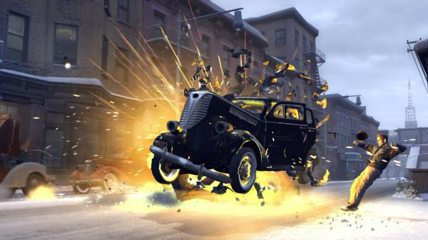 Screenshot 1 of Mafia II