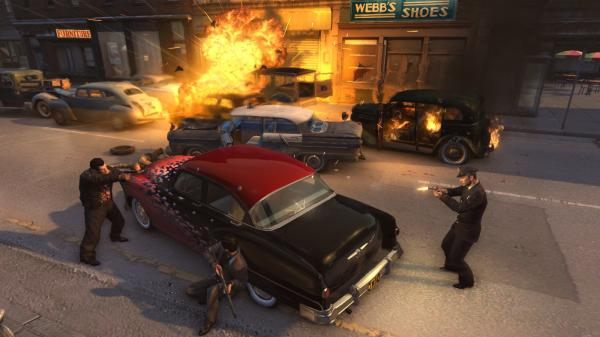 Screenshot 13 of Mafia II