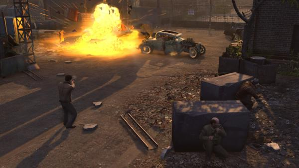 Screenshot 15 of Mafia II