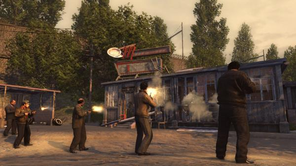 Screenshot 16 of Mafia II