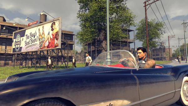 Screenshot 3 of Mafia II