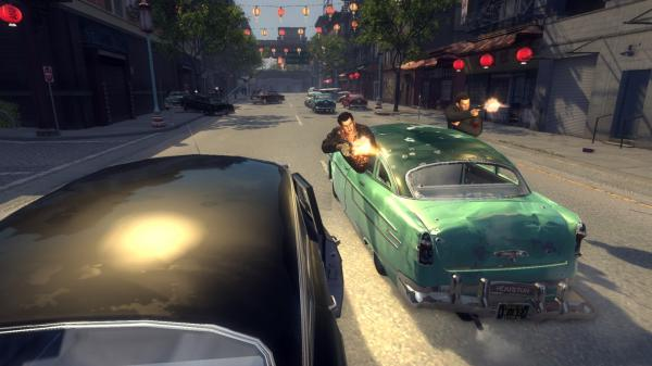 Screenshot 5 of Mafia II