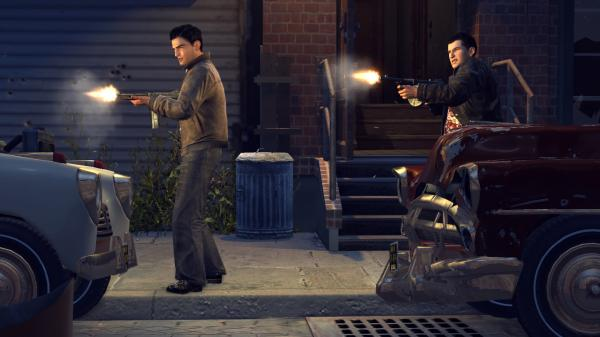Screenshot 10 of Mafia II