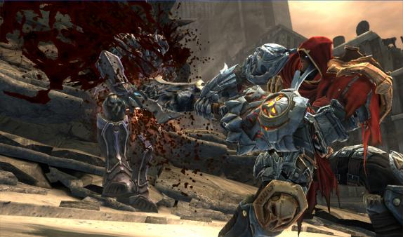 Screenshot 1 of Darksiders™
