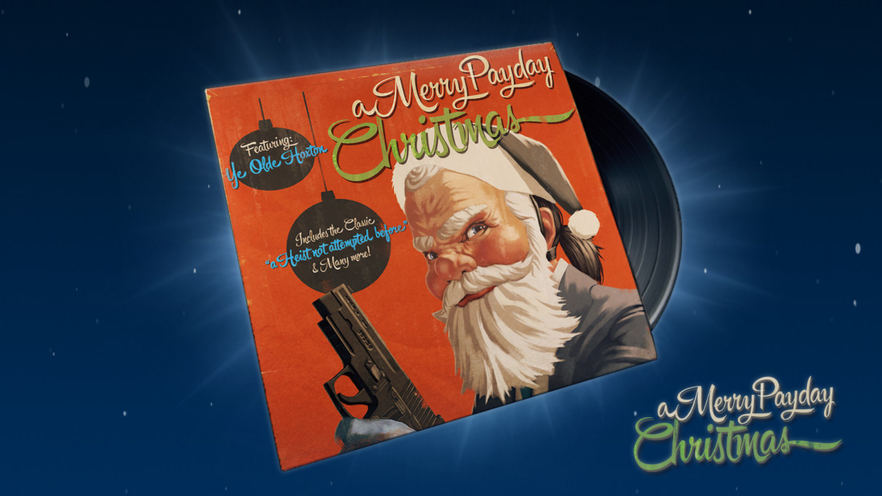 PAYDAY 2: A Merry Payday Christmas Soundtrack — Download