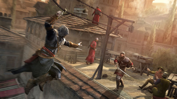 Screenshot 2 of Assassin's Creed® Revelations