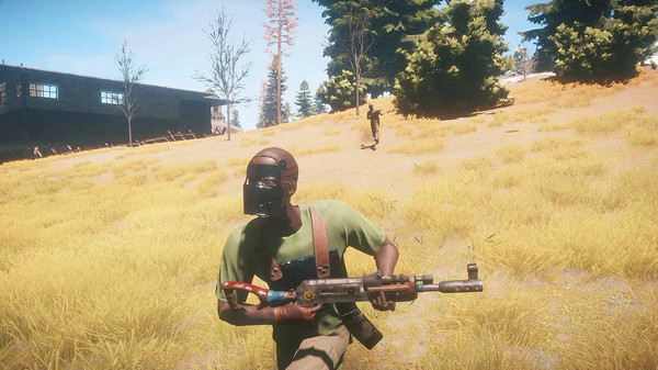 Screenshot 3 of Rust