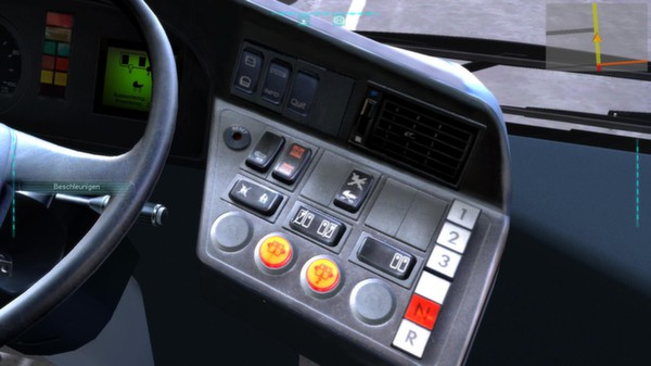Screenshot 11 of Bus-Simulator 2012