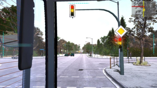 Screenshot 12 of Bus-Simulator 2012