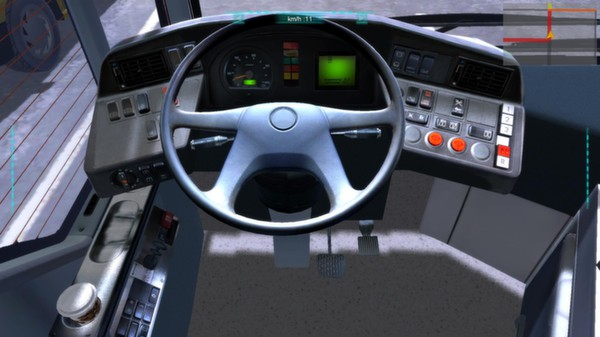 Screenshot 13 of Bus-Simulator 2012