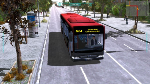 Screenshot 15 of Bus-Simulator 2012