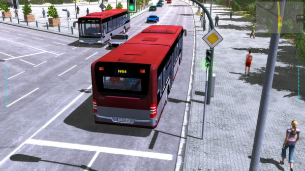 Screenshot 17 of Bus-Simulator 2012