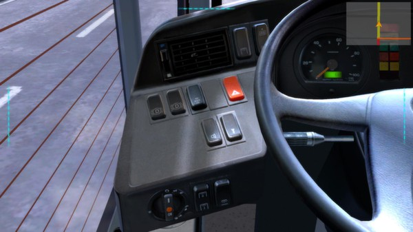 Screenshot 18 of Bus-Simulator 2012