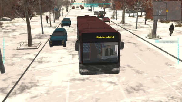 Screenshot 19 of Bus-Simulator 2012