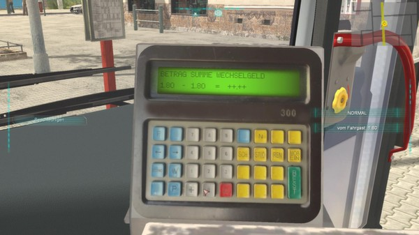 Screenshot 6 of Bus-Simulator 2012
