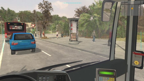Screenshot 7 of Bus-Simulator 2012
