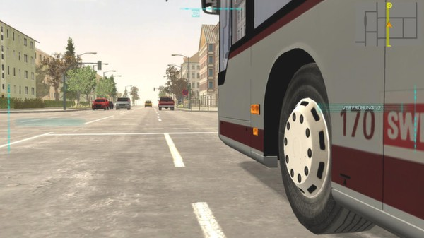 Screenshot 9 of Bus-Simulator 2012