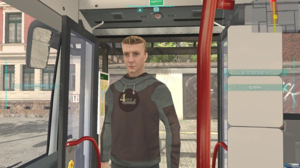 Screenshot 10 of Bus-Simulator 2012