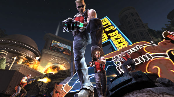 Screenshot 1 of Duke Nukem Forever