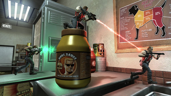 Screenshot 8 of Duke Nukem Forever