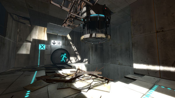 Screenshot 6 of Portal 2