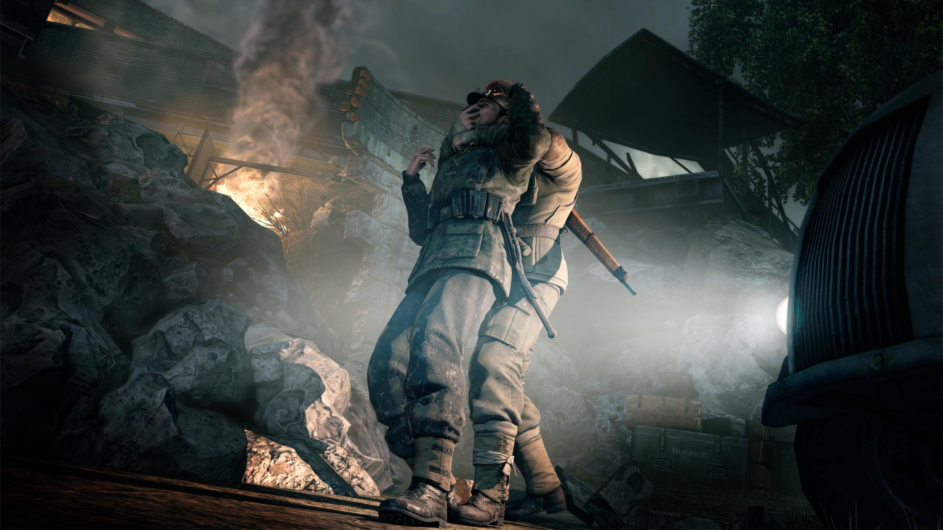 Sniper2 игра  № 2328162 загрузить