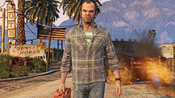Screenshot 16 of Grand Theft Auto V