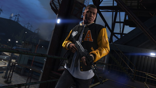 Screenshot 22 of Grand Theft Auto V