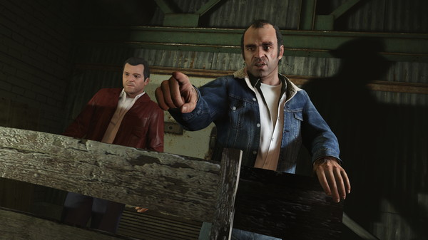 Screenshot 28 of Grand Theft Auto V